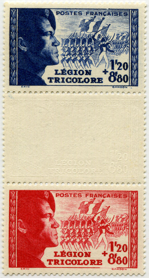 Timbre  Y&T N°566a
