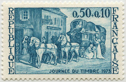 Timbre  Y&T N°1749