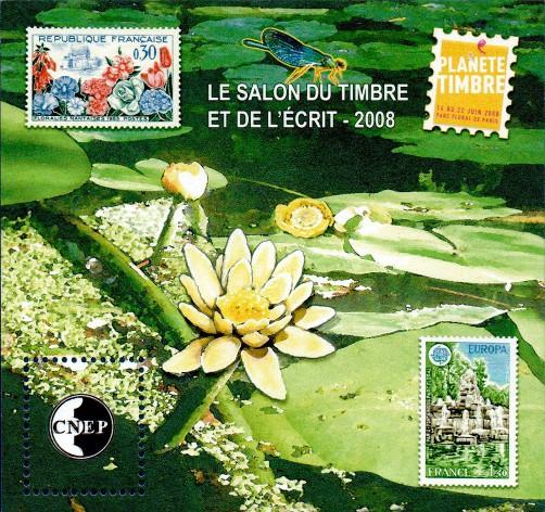 France philatelie free tous les timbres postes de for Salon du timbre 2017